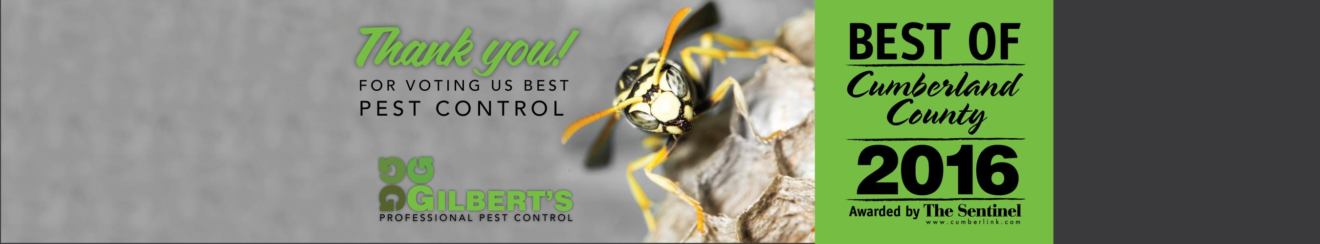Gilbert's Pest Control